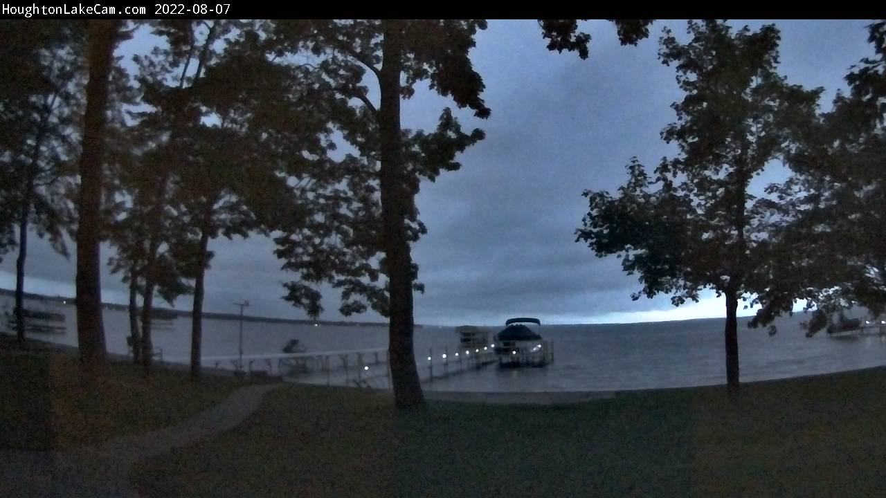 Houghton Lake Webcam